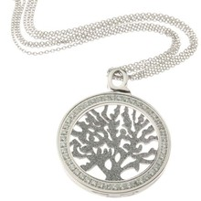 Stainless Steel 316L Necklace Coin Locket