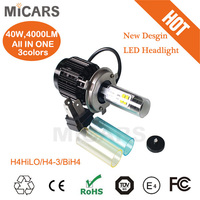 Auto lighting high power canbus led headlamp manufacturers