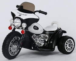 2016 Newest electric three wheel motorcycle for kids