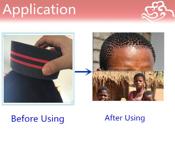 twist magic hair ponge pour les hommes noirs boucle ponge brosse pour cheveux bigoudis id de. Black Bedroom Furniture Sets. Home Design Ideas
