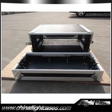 Amplifier Equipment Standard 2U 19 Inch Rack Flight Cases