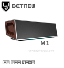 Best creative design 3D surround sound speaker M1 bluetooth audio speaker