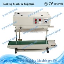FR-900LW continuous horizontal plastic bag sealer
