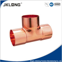 Copper Pipe Fitting, Copper Equal Tee