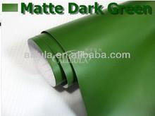 Matte Vinyl Colorful Car Wrap Vinyl/Matte Vinyl Car Body Protective Film/Matte Car Sticker With Air Free Bubble 1.52x30m Hot