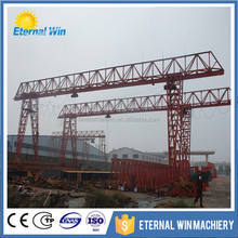 Safety and durable Single girder electric small mobile gantry crane for sale