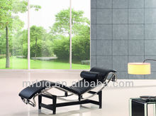 chaise lounge,cowhide chair,indoor chaise lounge MR-LC4 recliner