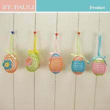 hot sale kintting easter gifts and decorative items 3 inch egg easter