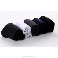 Promotion 100% Bamboo Men High Socks Provide Custom OEM Service