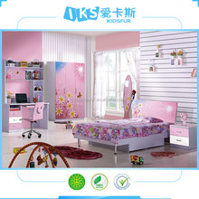 8338 colors quality children bed/pictures kids beds/kids cartoon bed