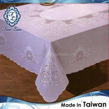 PREMIUM PVC LACE TABLECLOTH