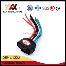 OEM/ODM 10 Pin Cable Wiring Harness plug Connector