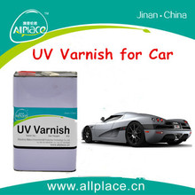 Hot sale factory price high quality uv polishing liquid for car
