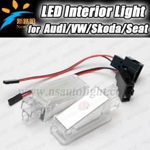 LED Interior light for AUDI for VW for Skoda for Volkswagen auto parts,error free Led Interior Light LED courtesy light for AUDI