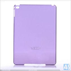 mix colors crystal hard plastic cases for ipad air 2 / apple ipad 6