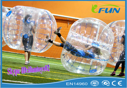 inflatable bouncing ball for adult/bounce air ball/bumper ball inflatable ball
