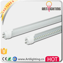 Fashion product 9w t8 milky cover led tube light
