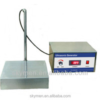 Electric Fuel and Industrial Ultrasonic Cleaner Machine Type IMMERSIBLE ULTRASONIC VIBRATION PLATE