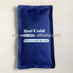 "Ice Cold / Hot Thermal Therapy Gel Pack Wrap (10"" x 12"" Elbow, Knee, Shin, Leg)"