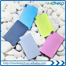 New Products Best Quality Universal Portable Power Bank / Supply Battery Charge For Mobile Phone