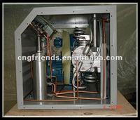 Compact CNG Compressor for Home Use (2m3/h to 5m3/h)