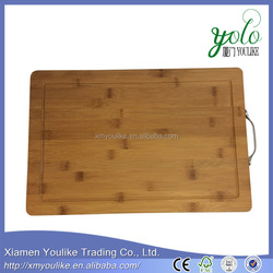 New products 2015 technology bread knife with bamboo cutting board alibaba prices