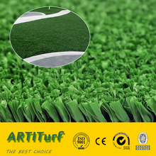 Natural looking high quality artificial turf grass for garden decoration
