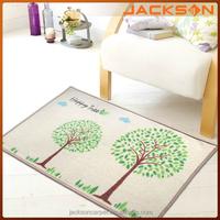 Environmetal waterproof carpet tiles