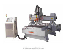 Auto tool changer/Automatic tool changing/ATC CNC wood carving Machine