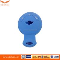 Mercede 3 button smart key silicon key cover (blue) , car key silicon key cover & auto car key cover