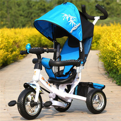 2015 new designed twin baby Tricycle/ Mini toys cheap children baby trike / popular with children tricycle