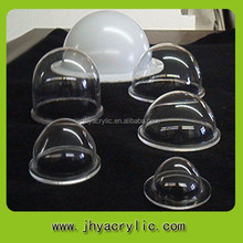 Best quality acrylic clear balls/acrylic craft domes