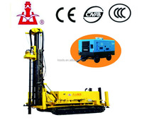 2015 200metre drilling kw20 water well drilling rig machine