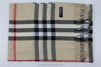 2015 fashionable winter scarf 100% acrylic women shawl