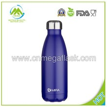 MIRA Insulated 25oz Cola Shape Double Wall Vacuum Stainless Steel Water Bottle