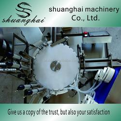 High efficiency/High precision 15ml bottles filling machine