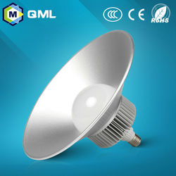 Wholesale led high Bay Lights, acrylic reflector high bay with ce rohs