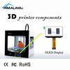 Large format Himalaya printer 3d metal laser professional