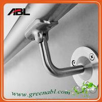 2014 New types 304 stainless steel sliding wall bracket,adjustive bracket,adjustable handrail support