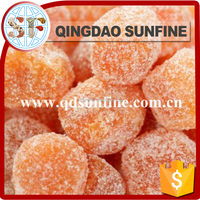 Chinese dried kumquat fruit in high quality dried kumquat green color