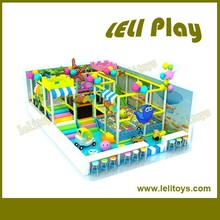 LL-I67 Good Quality Inflatable Kids Indoor Playground Design