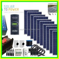 PV 10KW Off-Grid Solar System with MPPT Controller and battery backup