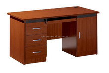 2014 China manufacturer hot sale office furniture wooden executive desk manager table office boss table