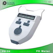 Digital PD meter PD-28 high quality Pupillometer
