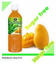 Sugar free Aloe vera drink- Mango Flavor 500ml