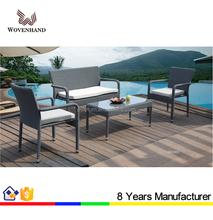 Wholesale patio furniture wicker sofa