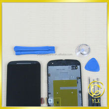 high quality for Moto G2 lcd screen assembly,lcd screen for Motolora G2 good quality in stock