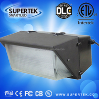 DLC etl listed 80w led wall pack light
