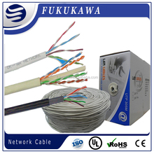 UL/CE/FCC/ROHS Cat5e Cat6 UTP/FTP/SFTP 4Pairs lan cable for network,quality assurance,pretty price,factory directly