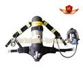 la seguridad de equipo contra incendios